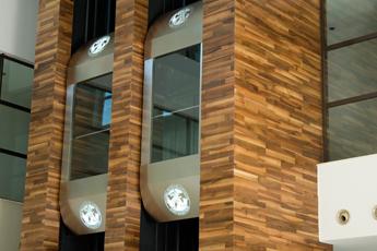 Antalya Bilim Üniversitesi Panoramik Asansör