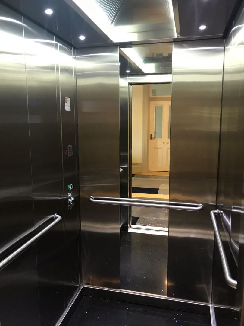 Avustralya Sydney Hotel Asansör