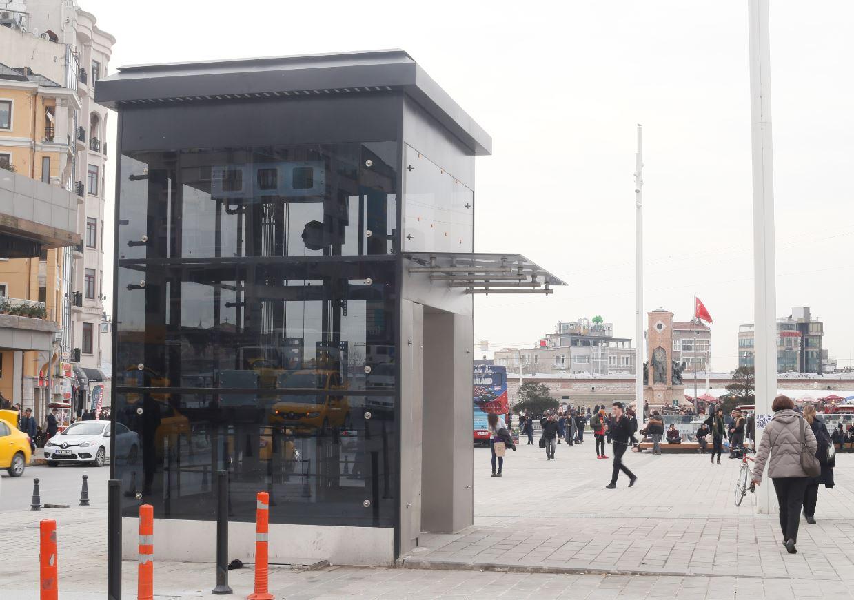 İstanbul Metro Mylift