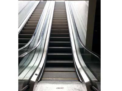 Bakü Yürüyen Merdiven