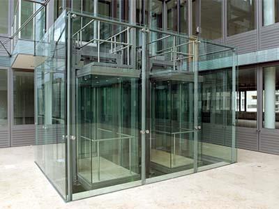 Panoramik Asansör