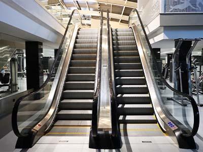 Nirvana Cosmopolitan Hotel Yürüyen Merdiven