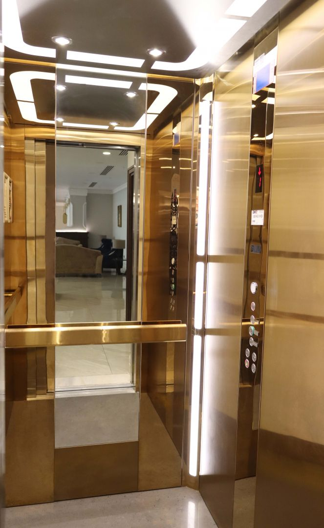 Antalya Swandor Topkapı Palace Asansör